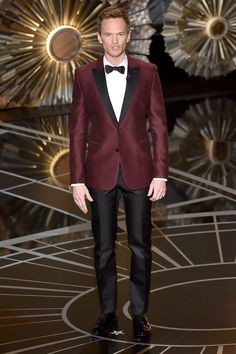 4 reasons why Neil Patrick Harris was the best-dressed man at the Oscars - GQ.co.uk