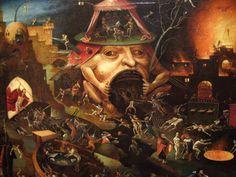 reblololo.tumblr, MONSTER BRAINS Hieronymus Bosch