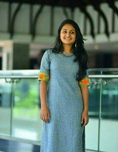 Casual Frocks, Churidar Designs, Thing 1, Malayalam Actress, Beautiful Indian Actress, Indian Girls, Bollywood Actress, Indian Actresses, Cute Girls