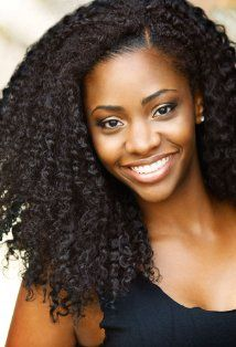 Teyonah Parris again. love her curls!