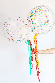 Donuts with Sprinkles Balloons! (For National Donut Day - June 5)
