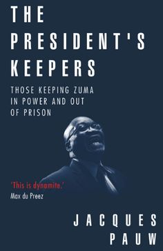 Why I won't read The President's Keepers