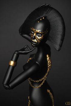 Rorshah V by od-dolls.deviantart.com on @deviantART