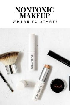 If you want to ditch your toxic makeup but have no idea where to start - this ones for you sister! I