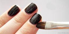 Ideias de Menina – tudo sobre o universo feminino » Aprenda a pintar as unhas de um jeito mais fácil !