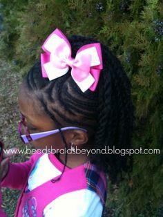 Fabulous Pony Tails Twists And Girl Hair On Pinterest Short Hairstyles Gunalazisus