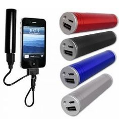 USB Flash Charger for iPhone, iPad, Android & More