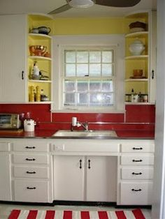 before and after: a 1950s kitchen gets an affordable upgrade