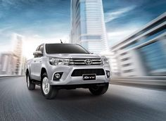 Toyota Hilux Revo new