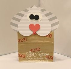 Paper Pumpkin with Boo - January 2016 - 2 alternate projects with contents of the kit. Stampin' Up!, card, paper, craft , paper, scrapbook, craft, rubber stamp, hobby, how to, DIY, doggie bag, gift, favor, classroom, Valentine's Day, heart, wreath, home decor, easy, fast, kids, teacher, class, handmade, Lisa Curcio, www.lisasstampstudio.com