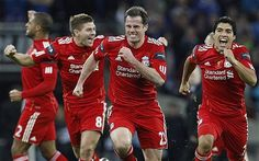 Telegraph Sport runs the rule over the Cardiff City and Liverpool that contested the Carling Cup final fat Wembley Stadium on Sunday Feb Liverpool Players, Liverpool Football Club, Liverpool Fc, This Is Anfield, Liverpool History, Cardiff City, Best Football Team, You'll Never Walk Alone, Best Club
