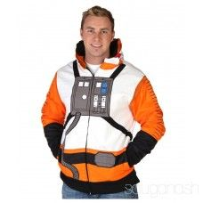 X-Wing Pilot Hoodie MANQCY
