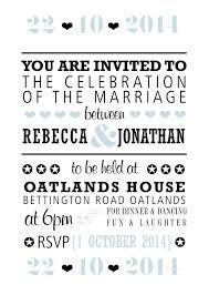 Modern bloom wedding invitation just needs a mobile version wedding invitation wording informal gets the message across shannon l filmwisefo