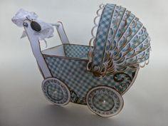 Dåpskort til gutt! Baby Barn, Baby Prams, Quilling Flowers, Baby Carriage, Scrapbook Albums, Baby Decor, Baby Shower Cakes, Mini Albums, Babys