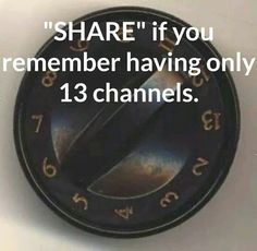 13 channels and uhf!