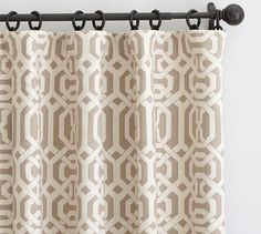 Trellis pattern - one of my faves. But would it be too busy in the scale I need for my giant picture window?