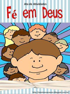 Primária - Ata de Atividades do Fé em Deus