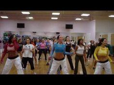 Zumba Fitness Routine to Usher - Oh My God this looks fun