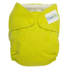 GroVia Newborn AIO Cloth Diaper