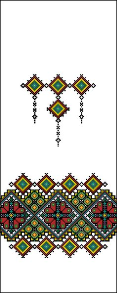 Cross Stitch Borders, Cross Stitch Patterns, Beaded Embroidery, Cross Stitch Embroidery, Image 360, Bohemian Rug, Textiles, Tapestry, Quilts