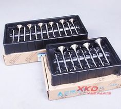20pcs intake exhaust valves set for vw jetta audi a4 seat leon skoda superb 18t - Categoria: Avisos Clasificados Gratis  Item Condition: New 20Pcs Intake Exhaust Valves Set For VW Jetta AUDI A4 SEAT Leon SKODA Superb 1.8TPrice: US 132.00See Details