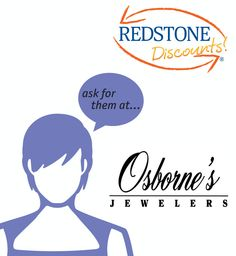 Do you have a watch or jewelry repair you keep putting off? It's time to get it fixed at Osborne's Jewelers in Athens or Huntsville! Use your Redstone debit or credit card on your next repair and ask for the Redstone Discount to receive your savings. Click to learn more.