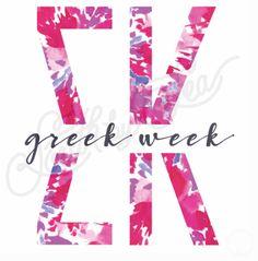 Sigma Kappa | SK | Tie Dye Letters | Greek Week | South by Sea | Greek Tee…