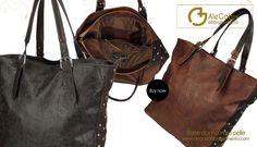 Per questo Autunno Inverno 2013-2014 la linea di tendenza per gli #accessori propone di nuovo uno sguardo privilegiato verso l'utilizzo delle #borchie come decorazione per le #borse. http://www.alegabryabbigliamento.com/moda/borse-donna-con-borchie-ed-intarsi