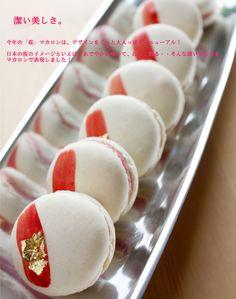 【楽天市場】マカロン「桜(SAKURA)」【桜】【スイーツ】【さくら】【春】【期間限定】:パティスリー グレゴリー・コレ