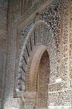 Alhambra de Granada-Andalucía-España