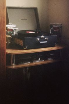 turntable -★-. music. record player. records