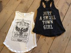Graphic prints are all the rage this summer, great for concerts, fairs and more!!!