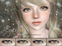 S-Club Eyes N2