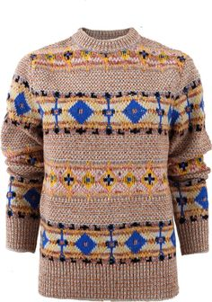 VICTORIA BECKHAM Fairisle Jumper. Jumper sweater fashions. I'm an affiliate marketer. When you click on a link or buy from the retailer, I earn a commission.