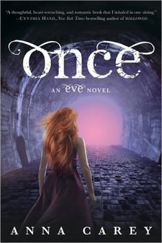 Once (Eve Trilogy Series #2)