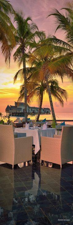 JUMEIRAH VITTAVELI...Maldives