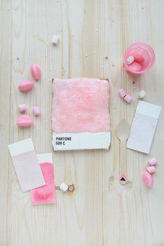 Snow in a Teapot: Design Blog: pantone tart