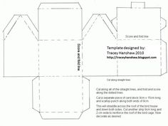 paper house templates to print - Ozil.almanoof.co