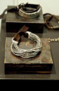 Closure idea for multi-strand bracelet