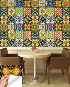 24 tile stickers kitchen idea bathroom Tiles Decals bathroom stickers – alegria-m
