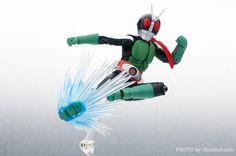 SH Figuarts Kamen Rider 2 Original 004