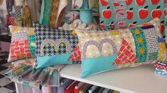 whimsical Memphis Tennessee applique pillow home by bumbletees