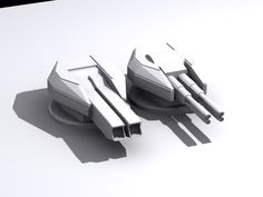 spaceship laser cannon - Google Search
