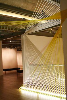 rebecca ward: installation