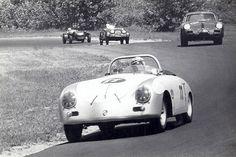 Racing 356 Porsche