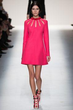 Valentino,  Осень-зима 2014/2015, Ready-To-Wear, Париж