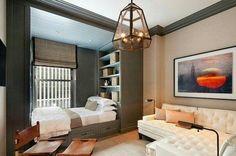 Спальня и гостинная