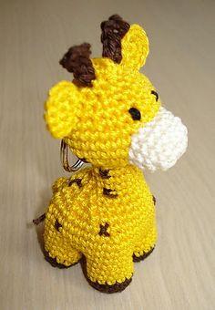 Ravelry: Gareth, the Giraffe pattern by Emyh Tana - pattern for purchase