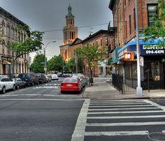 St. Matthias Church, Ridgewood, Queens, New York . My maternal greatgrand and grandparents church.