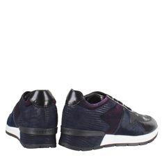 Janet&Janet 38808 zwart sneaker bij DIMAGINI